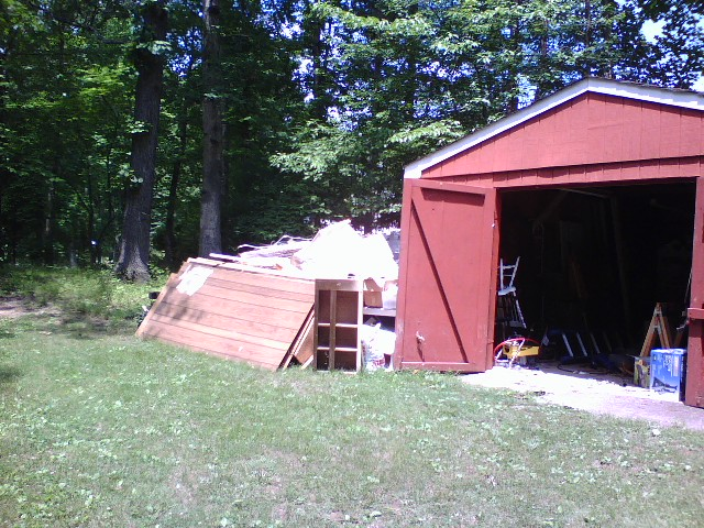 shed demolition herndon dulles